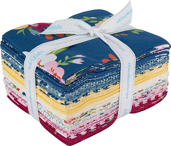 Top 9 Riley Blake Fabrics Primrose Garden