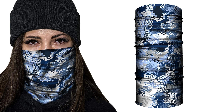 Fast Mask Winter Fleece Face Shield Unisex - Classic Camo