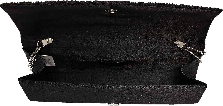 B x H x T Bulaggi Suwe clutch 32505 Damen Clutches 27x12x5 cm
