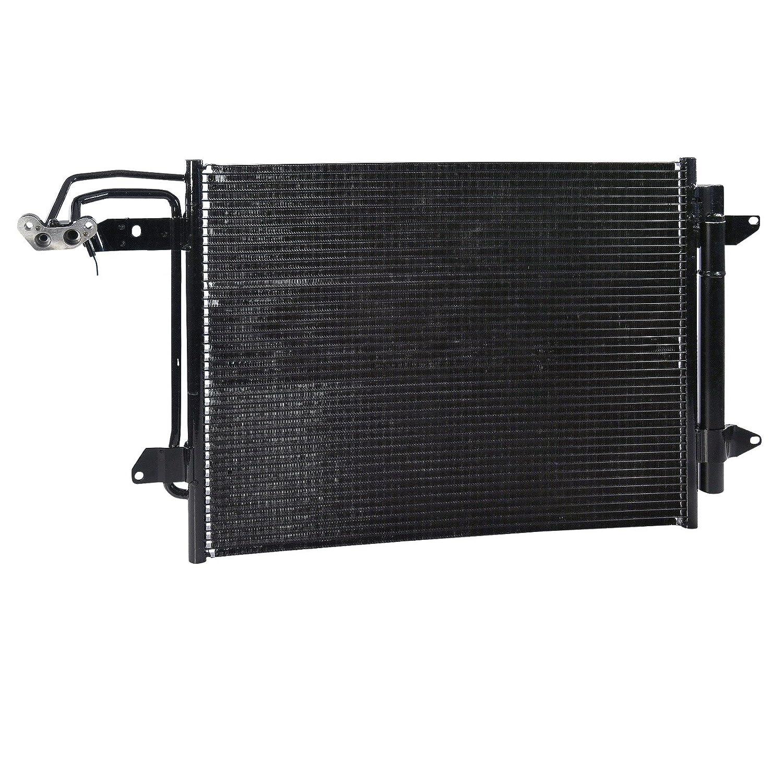 1x Kondensator Klimaanlage Klimak/ühler Klima K/ühler Klimakondensator 550 x 443 x 16