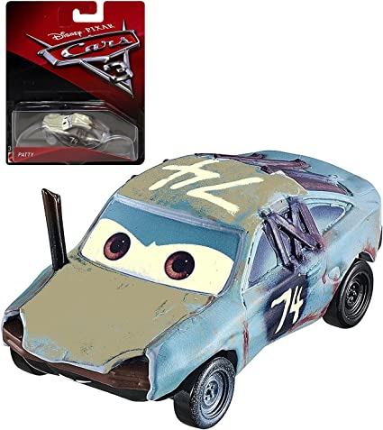 """SHIP WORLDWIDE SCALE  1:55 DISNEY PIXAR CARS 3  /""""TACO/""""  NEW IN PACKAGE"""