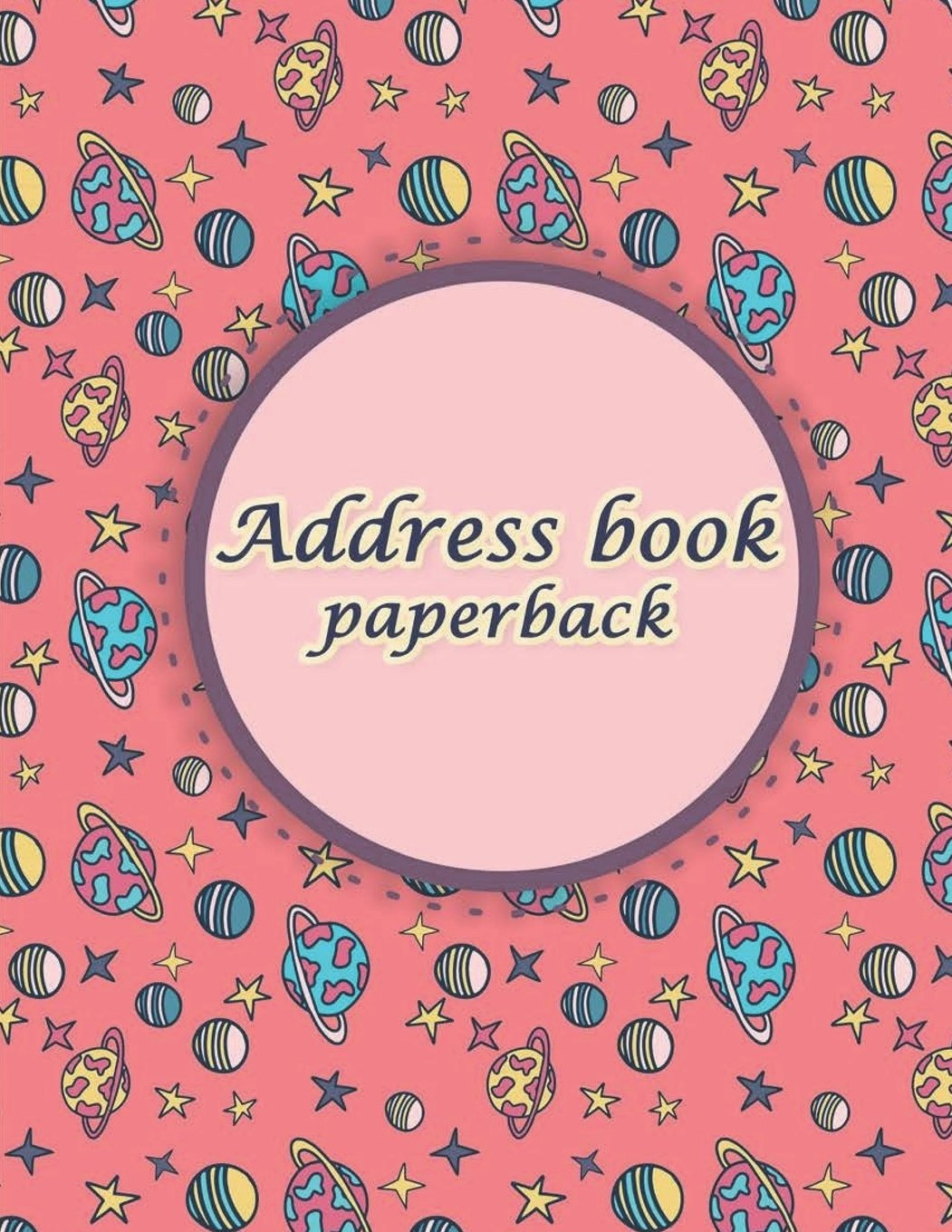 "Address book paperback: Email Address Book And Contact Book, with A-Z Tabs Address, Phone, Email, Emergency Contact, Birthday 120 Pages large print 8.5"" x 11"" pdf epub"