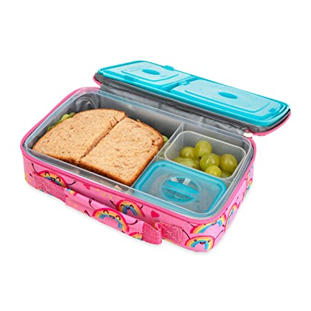 Nuby Insulated Bento Box Lunchbox
