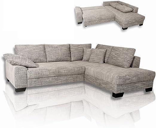 Roller Couch Weiss Grau - Zuhause