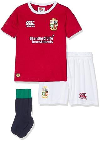 6d2651d9cfe Canterbury British And Irish Lions Kids Infant Kit: Amazon.co.uk: Sports &  Outdoors