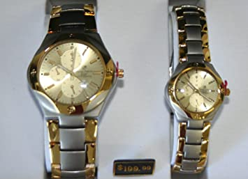 His And Hers Watch Sets >> Amazon Com Charles Dumont Of Paris His And Her Watches His And