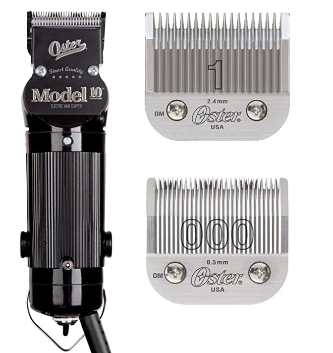 Top 10 Oster Model 9744 Clipper Blades