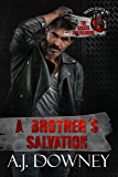 A Brother's Salvation: The Sacred Brotherhood Book VII