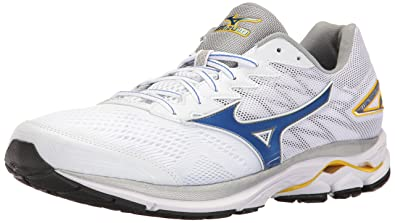 66df11495185 Mizuno Men's Wave Rider 20 Running Shoe: Amazon.co.uk: Shoes & Bags