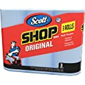 3-Rolls Pack of 165 Scott 75143 Scott Shop Towels