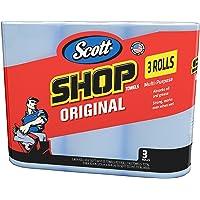 3-Rolls Pack of 165 Scott 75143 Scott Shop Towels