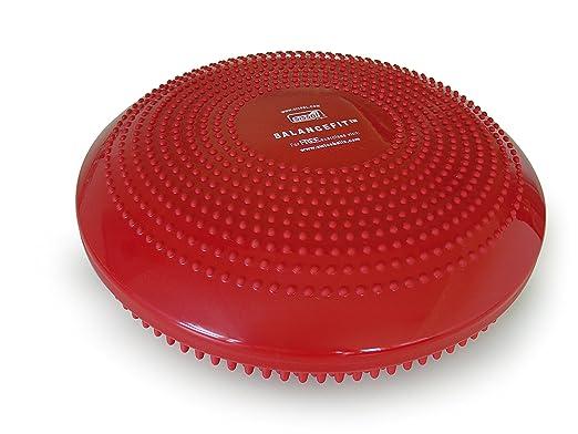 54 opinioni per Sissel 162030 Disco Multifunzione per Allenamento, Unisex – Adulto, Rosso, 34 x