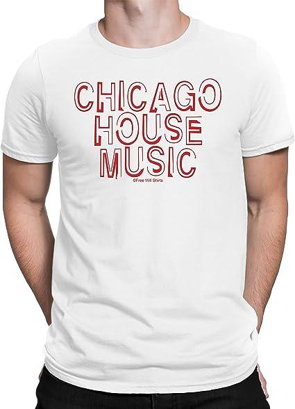 House Music 1985 Chicago Mens Funny Unisex T-Shirt