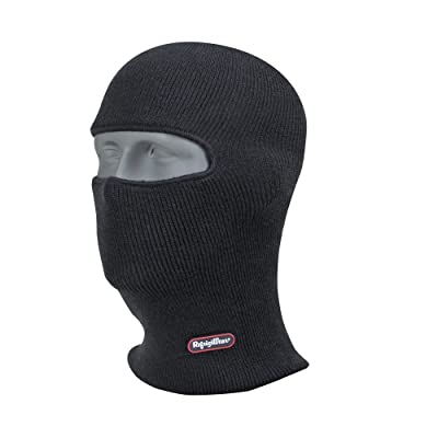 Refrigiwear Silver Magic Antimicrobial Open Hole Balaclava Full Face Ski Mask