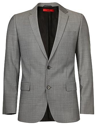 d61052db Hugo Boss Red Men Jacket grey Amaro/Heise 50175354-10134071-01-031-Sakko,  size:50: Amazon.co.uk: Clothing