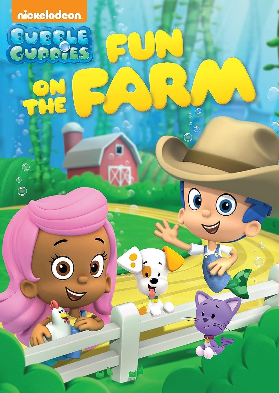 amazon com bubble guppies fun on the farm robert scull jonny