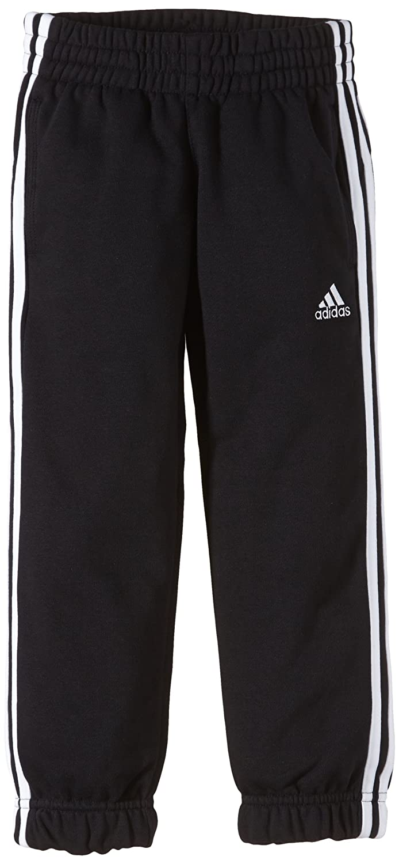 adidas Boy's Essentials 3 Stripes Woven Closed Hem Trousers