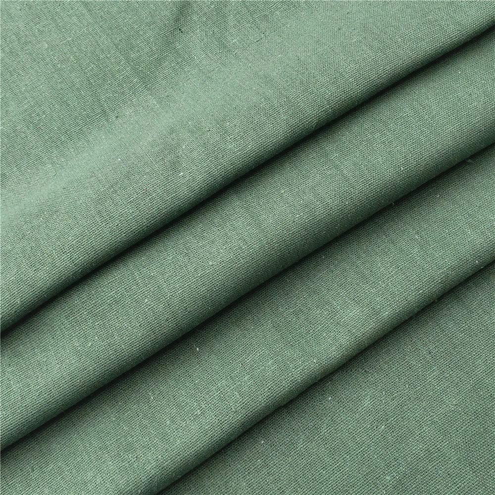 light khaki thick 100/% cotton fabric thin canvas fabric Linen shoes bag fabric