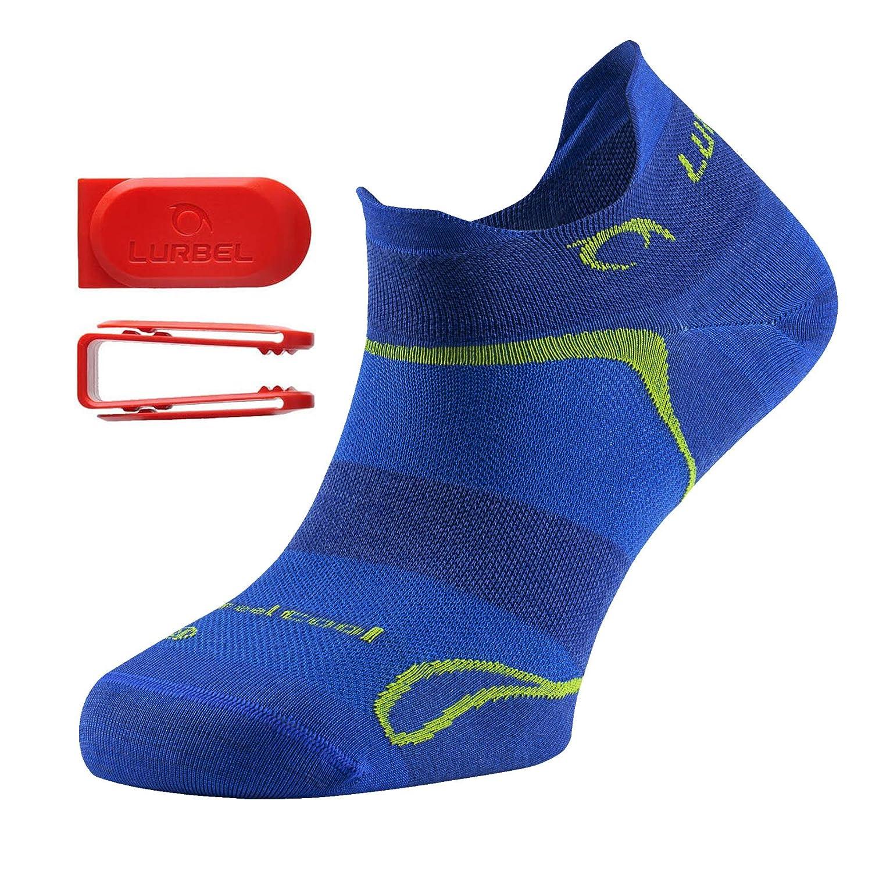 Lurbel Tiny Kurze Laufsocken, Sportsocken, Fitnesssocken, Damen/Herren, geruchshemmend, atmungsaktiv, mit Blasenschutz