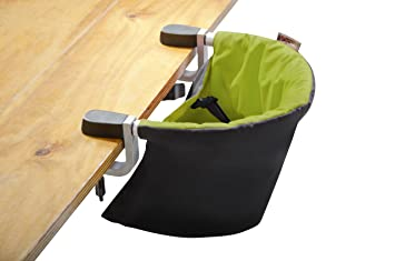 Beau Mountain Buggy Pod Clip On Highchair, Lime