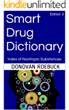 Smart Drug Dictionary: Index of Nootropic and Cognitive Enhancing Substances