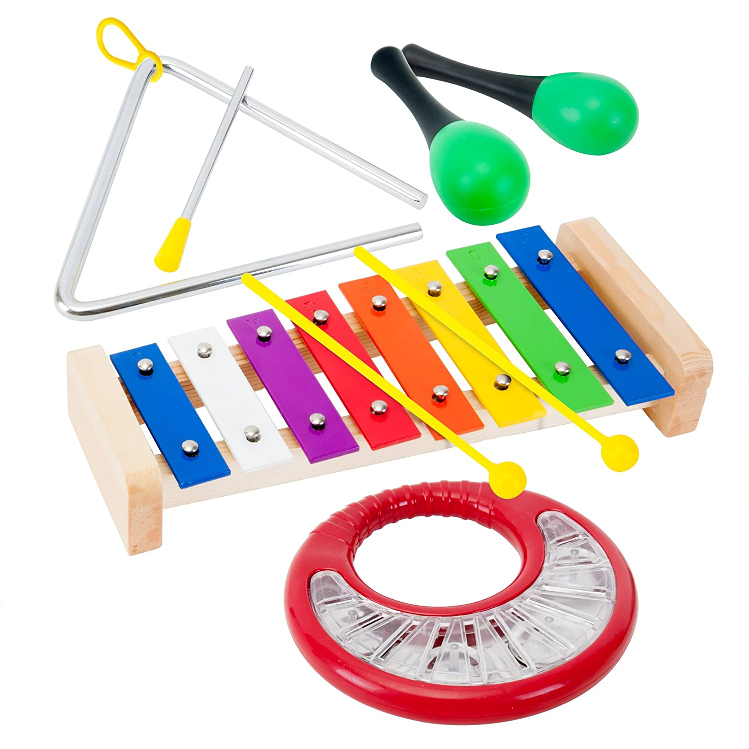 Tulatoo Toddler & Baby Musical Instruments Fun Toddlers Toys for