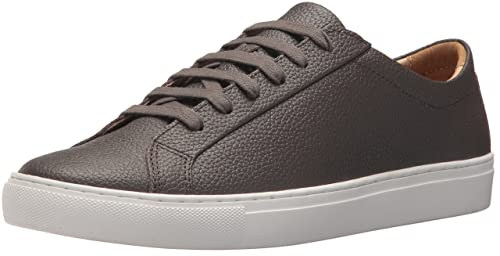 c5baf4b79ca60 TCG Men's Premium All Leather Lace Up Sneaker Kennedy Low Top