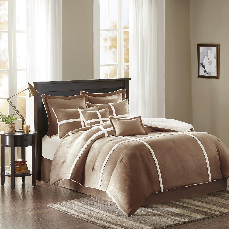 beige set wilmington cool by queen j york espan suede new bedding us comforter