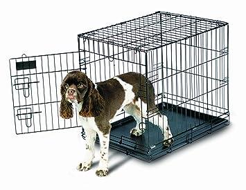 Petmate Home-Training - Caseta de Alambre para Perro: Amazon.es: Productos para mascotas