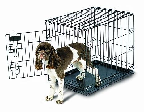 Petmate Home-Training - Caseta de Alambre para Perro