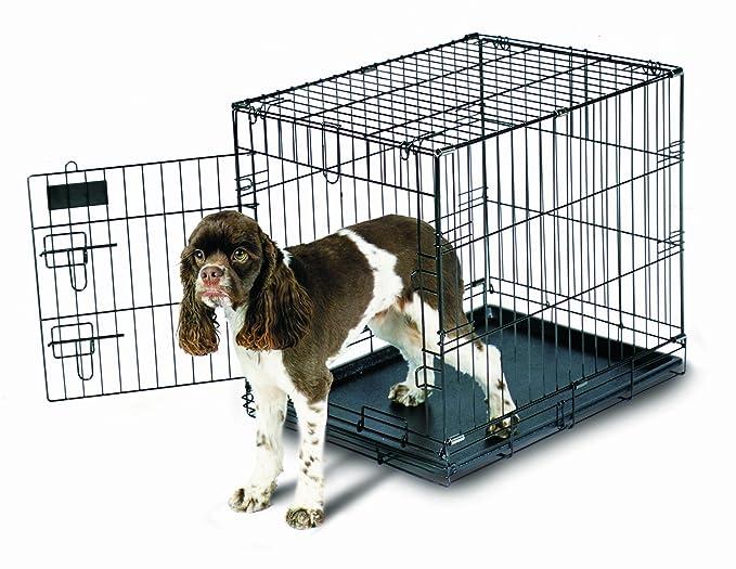 PETMATE home-training Draht Hundehütte: Amazon.de: Haustier