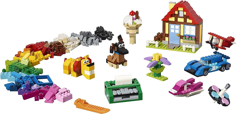 LEGO Classic Creative Fun Building Kit 900 Piece