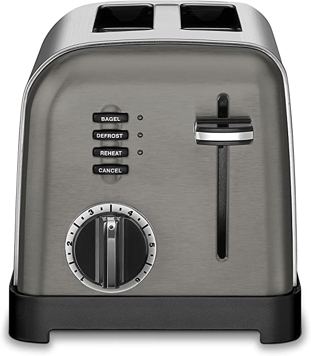 The Best Toaster 2 Slices Cuisinart