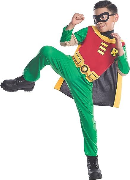 Infant//Toddler Teen Titan Robin Tm Costume