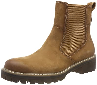 21c1d2df002855 Tamaris Damen 25415-21 Chelsea Boots  Amazon.de  Schuhe   Handtaschen