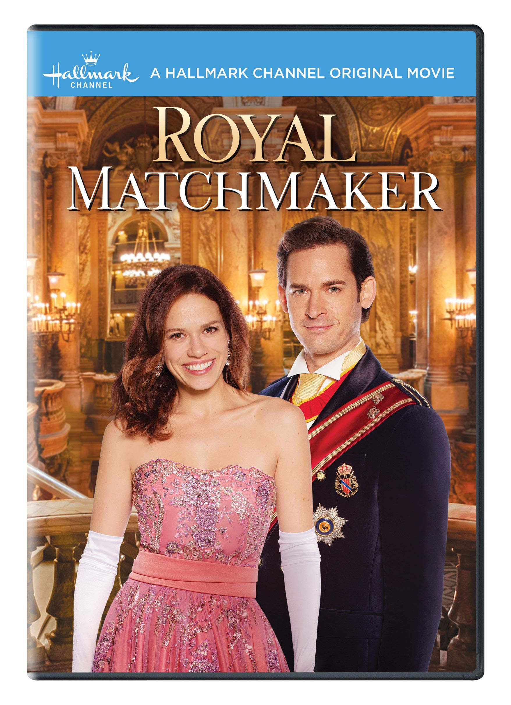 Book Cover: Royal Matchmaker