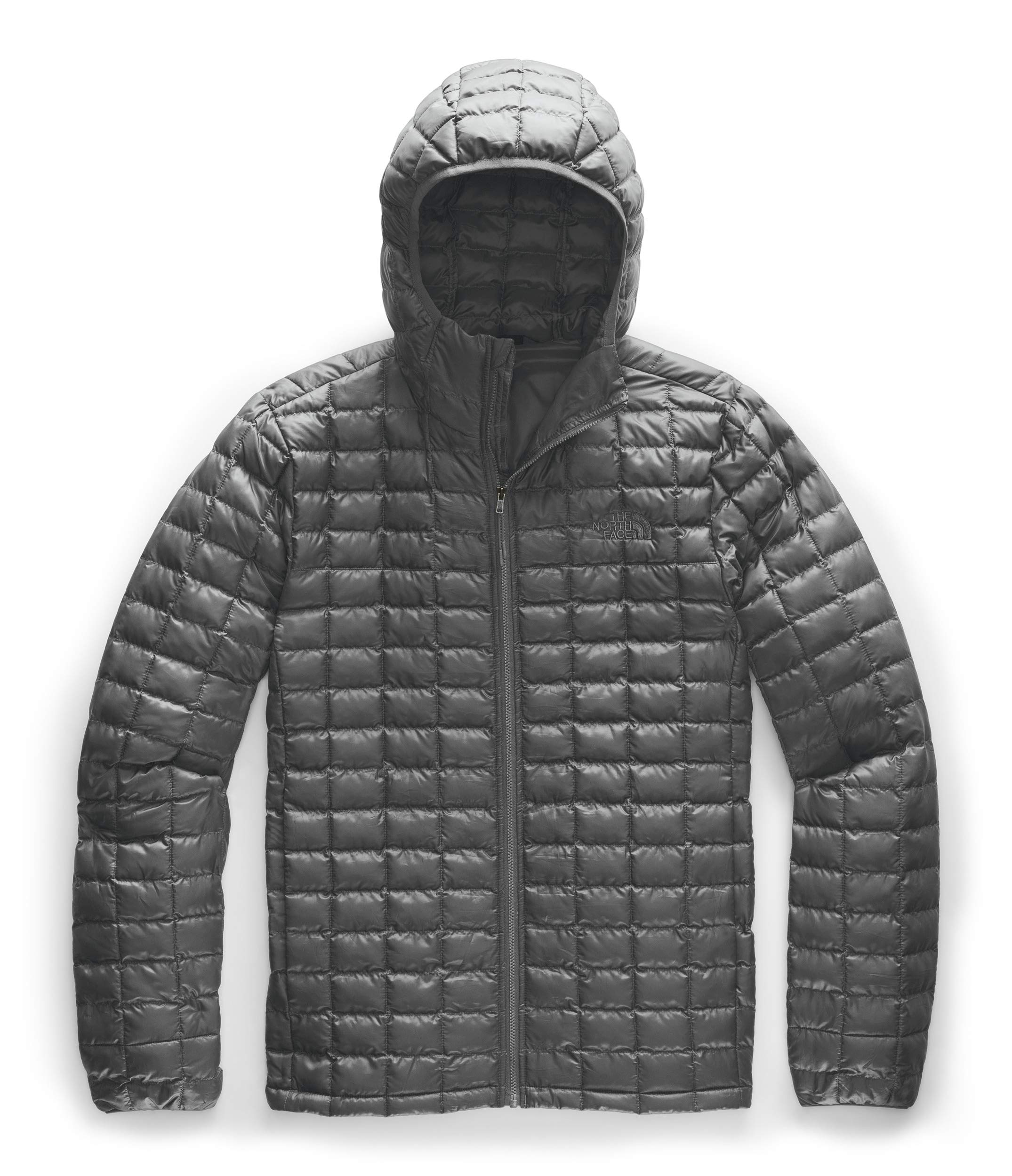 The North Face Men's Thermoball Eco Hoodie Jacket, Asphalt Grey Matte, X-Large by The North Face