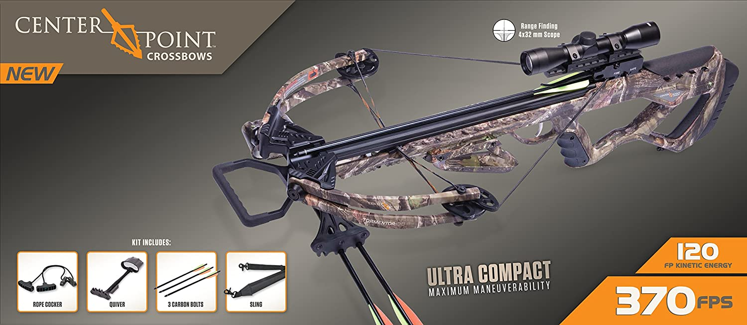 Tormentor 370 Crossbow Package