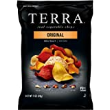 TERRA Original Chips with Sea Salt, 1 oz. (Pack of 24)