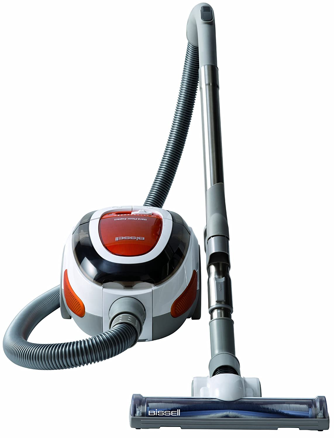 Charming Amazon.com   BISSELL Hard Floor Expert Bagless Canister Vacuum, 1154    Corded   Household Canister Vacuums