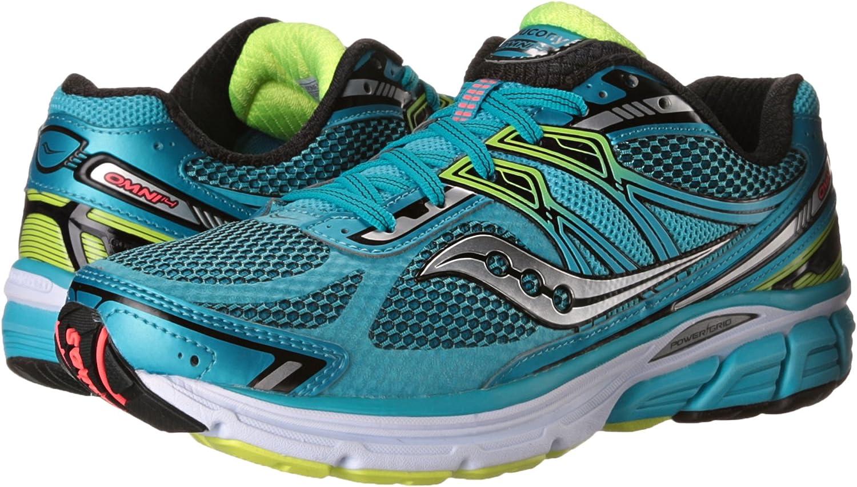 Saucony Omni 14 - Zapatillas de running para mujer: Saucony: Amazon.es: Zapatos y complementos