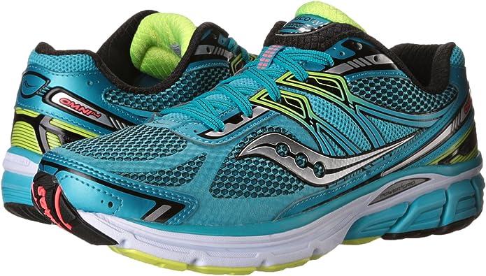 Saucony Omni 14 Zapatillas de correr para mujer: Saucony: Amazon ...