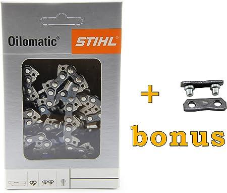 Amazon.com: Stihl 63 PS3 55 cadena para motosierra Picco ...