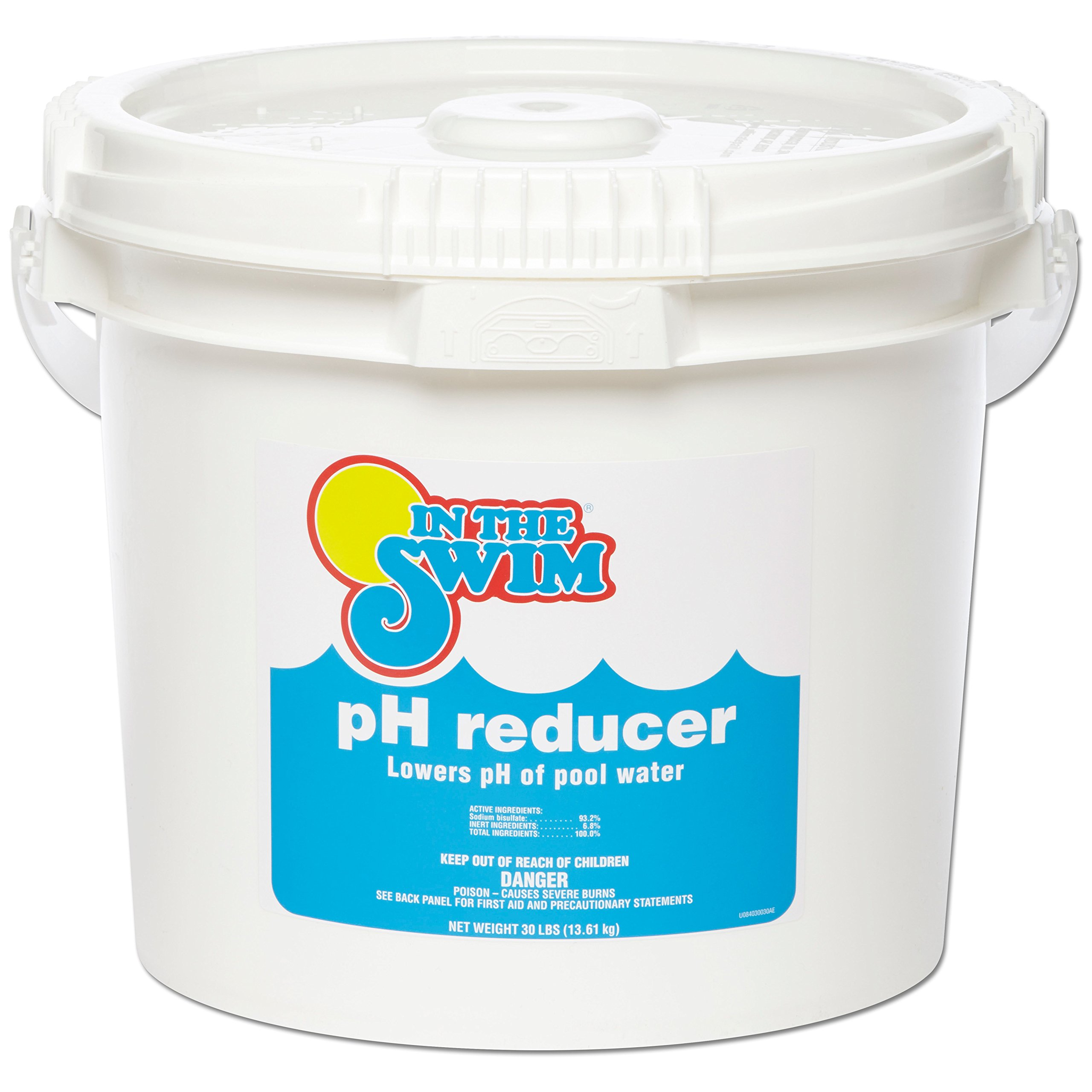 In The Swim Pool Granular pH Reducer - 30 Pound Bucket by In The Swim