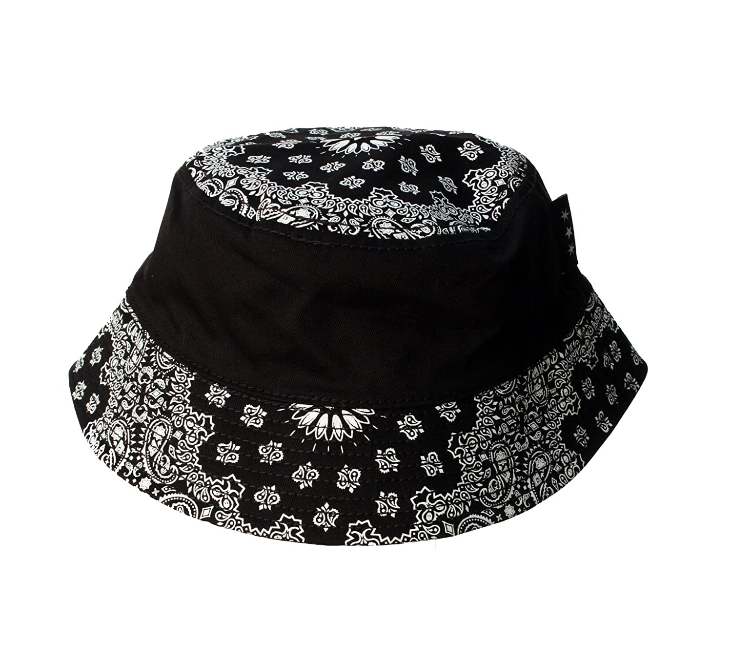 f9231e8e11c Famous Stars And Straps Men s Crossover Reversible Bucket Hat  Amazon.ca   Sports   Outdoors