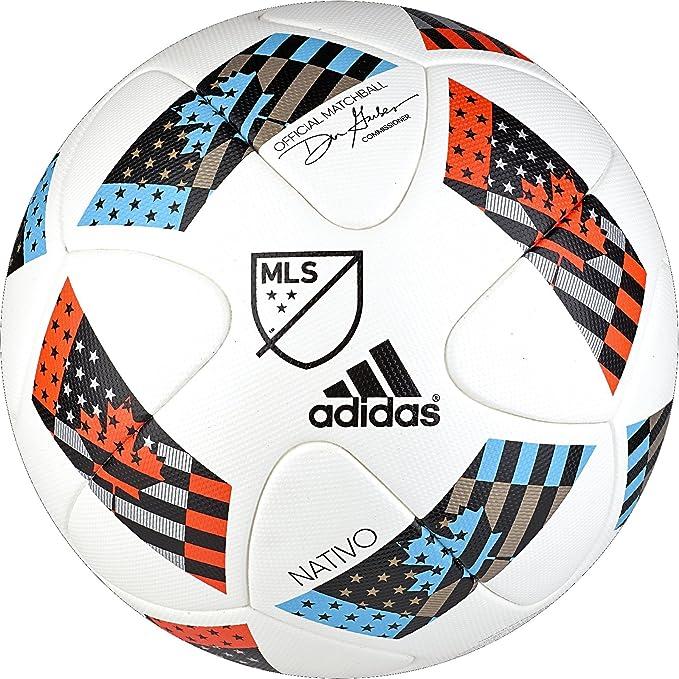 adidas Performance MLS Official Match Balón de fútbol, Color ...