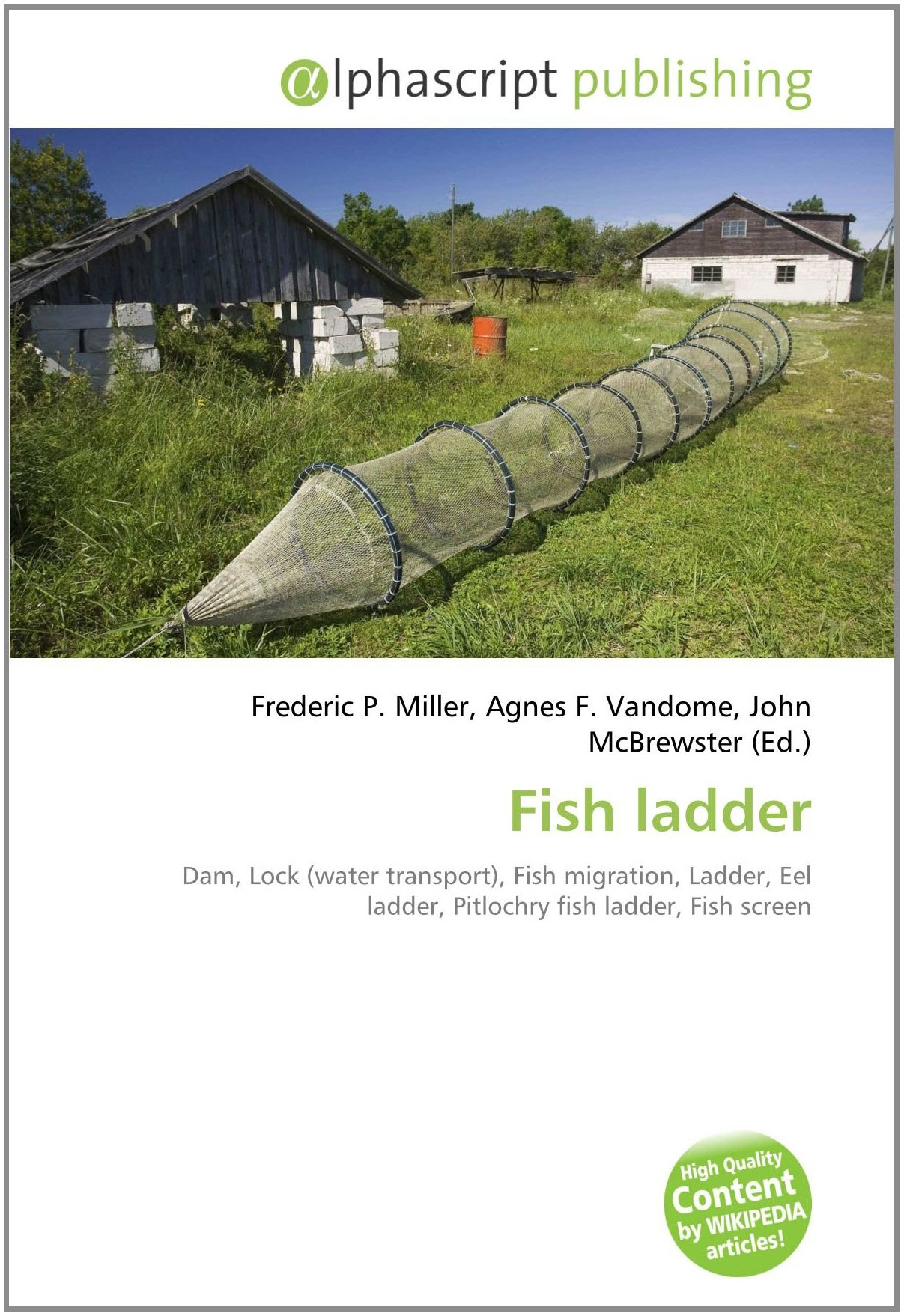 Buy Fish ladder: Dam, Lock (water transport), Fish migration, Ladder