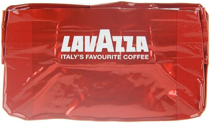 Lavazza Qualita Rossa Café Molido - 250 gr: Amazon.es: Alimentación y bebidas