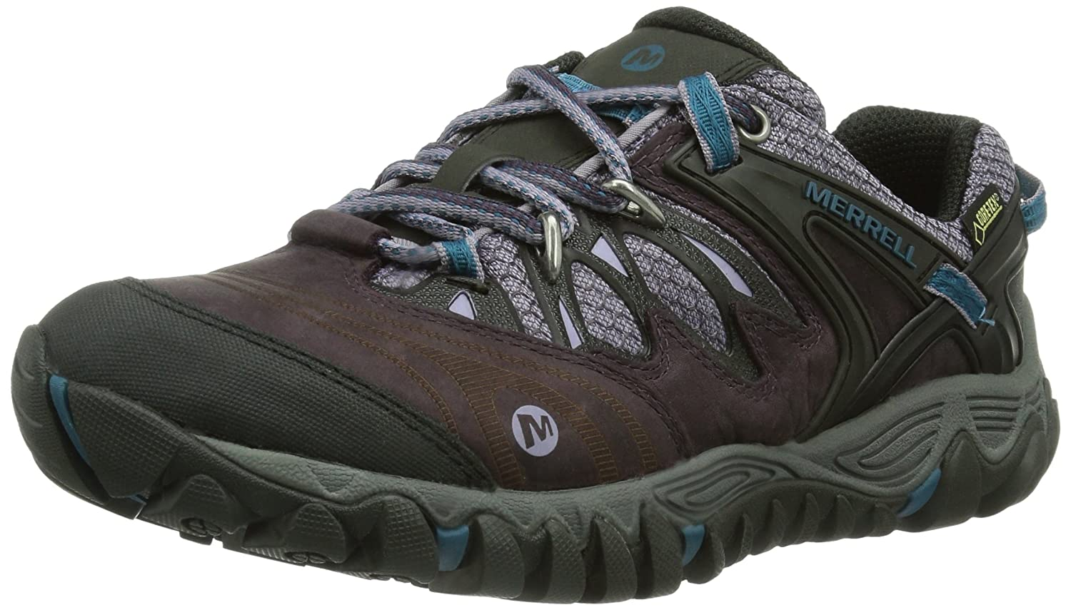 Merrell Women s ALLOUT Blaze GTX Low Trekking and Walking Shoes ... e7a8274c52