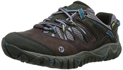 f479260cf7 Merrell Women's ALLOUT Blaze GTX Low Trekking and Walking Shoes ...